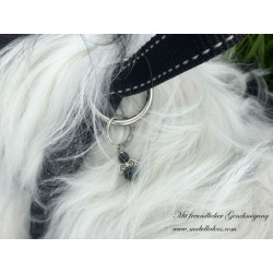 Engel Anhänger für Tiere an einem Halsband