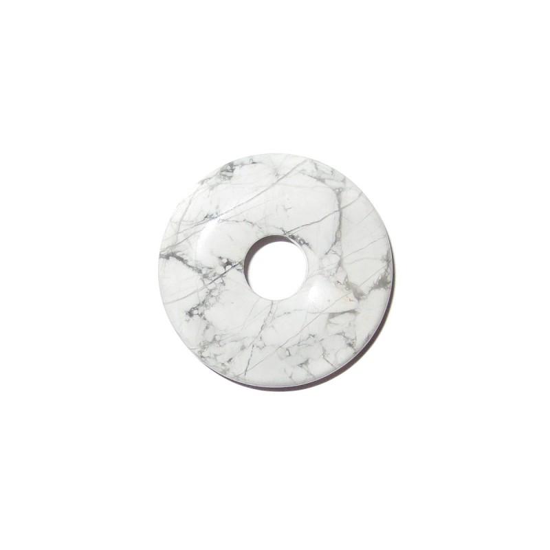 Donut Anhänger Magnesit 30 mm