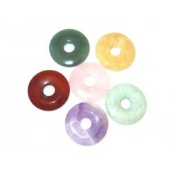 Donut Anhänger in mehreren Farben erhältlich